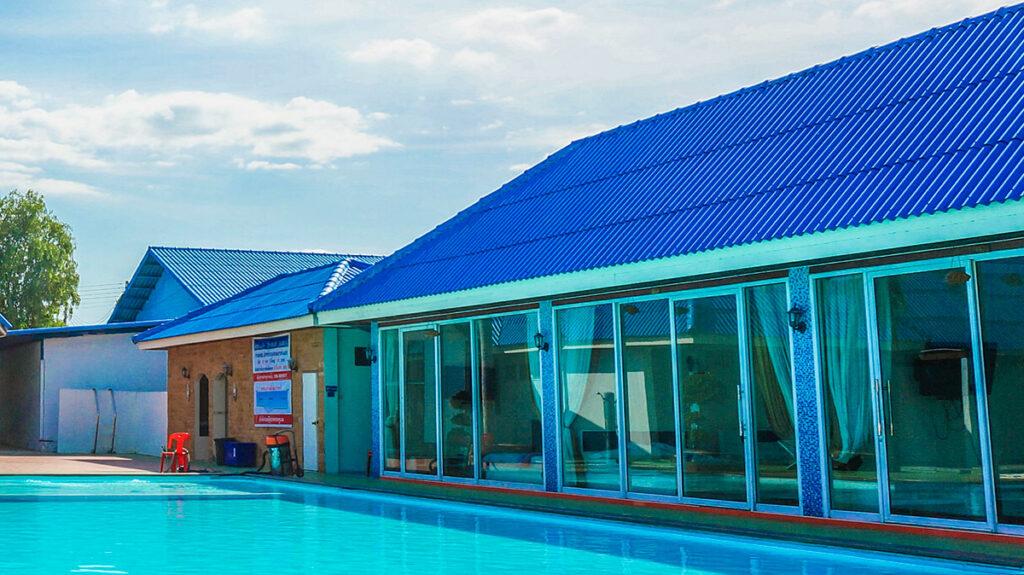 Pool Villa Bangsaen